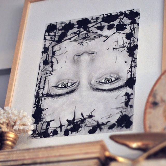 harry styles sket drawing art