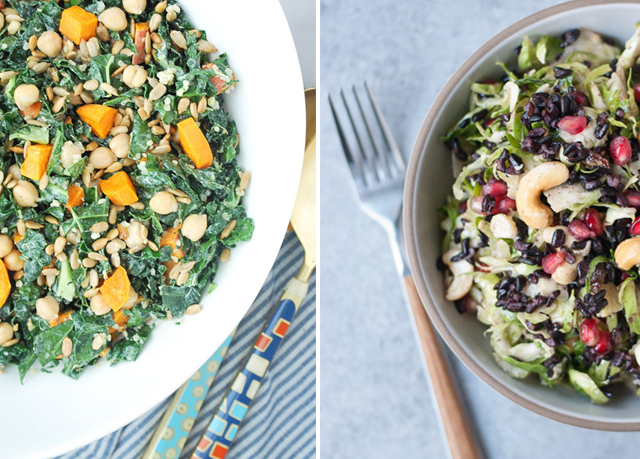healthy delicious salad recipes
