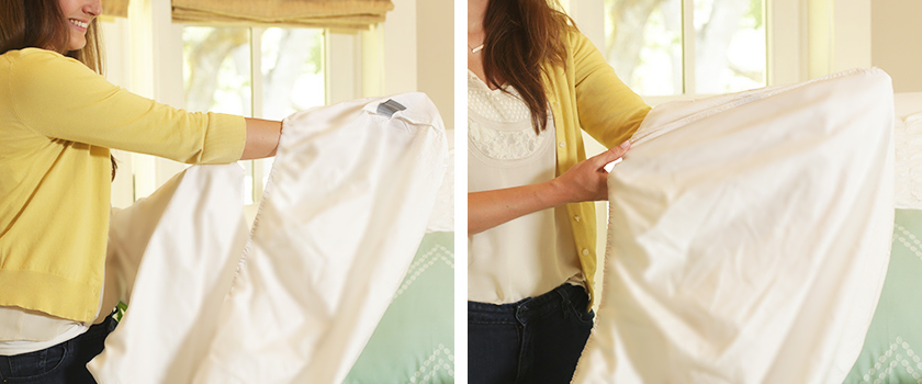 how to fold a fitted sheet perfectly in seconds-4