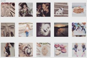 Weekly Instagram Photo Recap // 4/13-4/19 2015