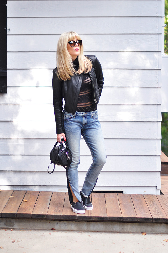 jeans_bodysuit_leather jacket_vans