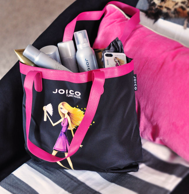 joico bag of goodies