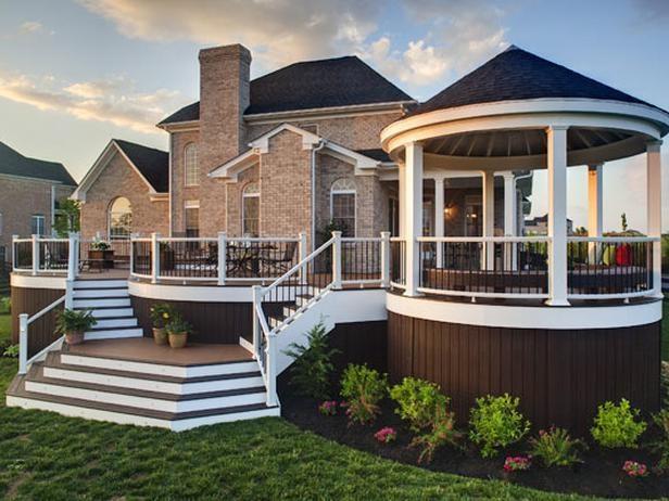 landscaping - decks