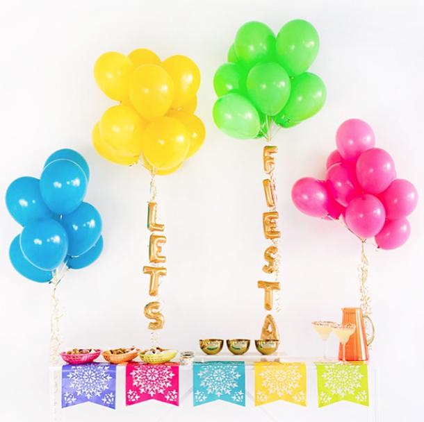 lets fiesta cinco de mayo party ideas
