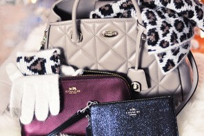 December #loveMGiveaway // 3 Coach Bags + Winter Accessories
