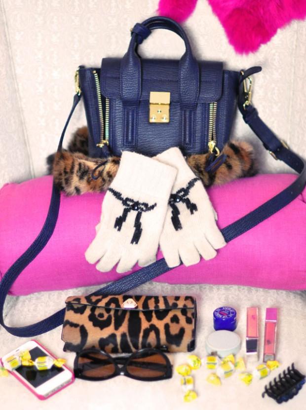 mini pashli phillip lim bag-whats in my bag ricola