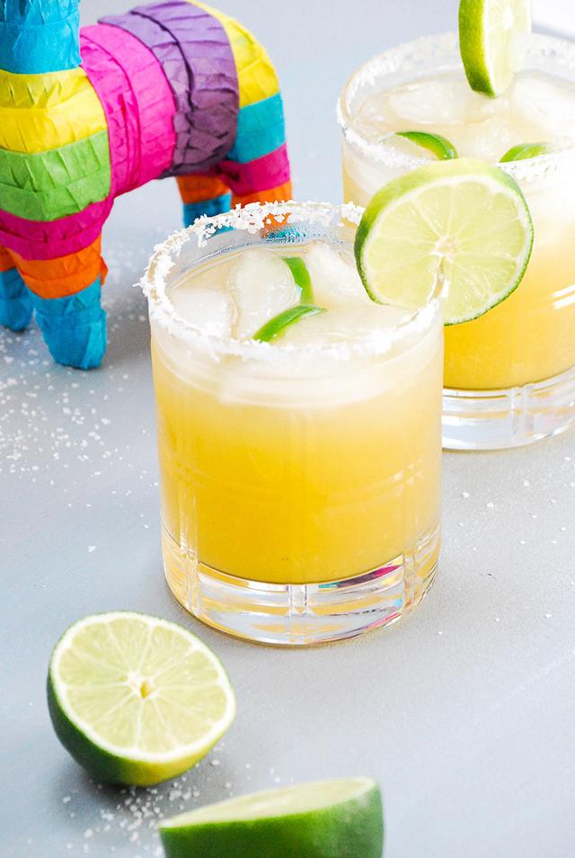 Cocktail Recipe // Fresh Pineapple Margaritas | Love Maegan ...