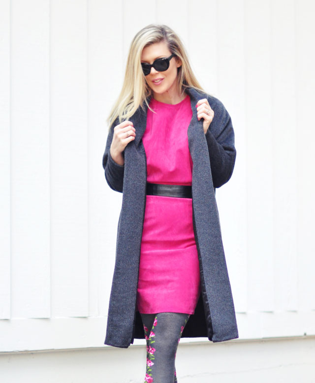 pink and gray valentines day outfit-1