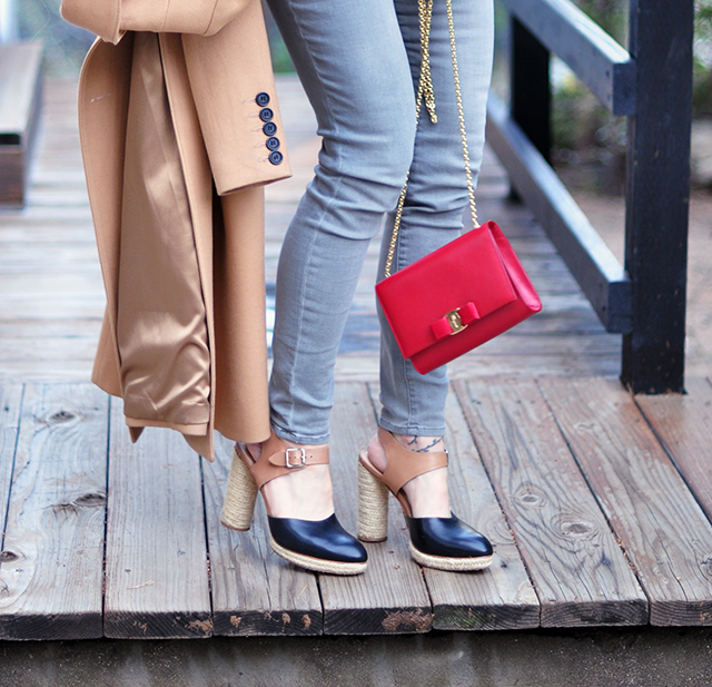 red ferragamo bag_loeffler randal heels