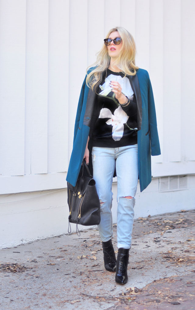 ripped jeans-ankle boots-altuzarra for Target Style