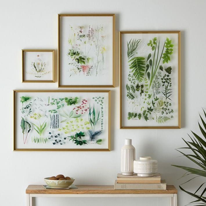 Still Acrylic Wall Art Spring Botanicals O