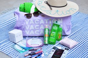 Summer Vacation Giveaway w/ Fendi, Garnier, L'Oreal, Bando +More!