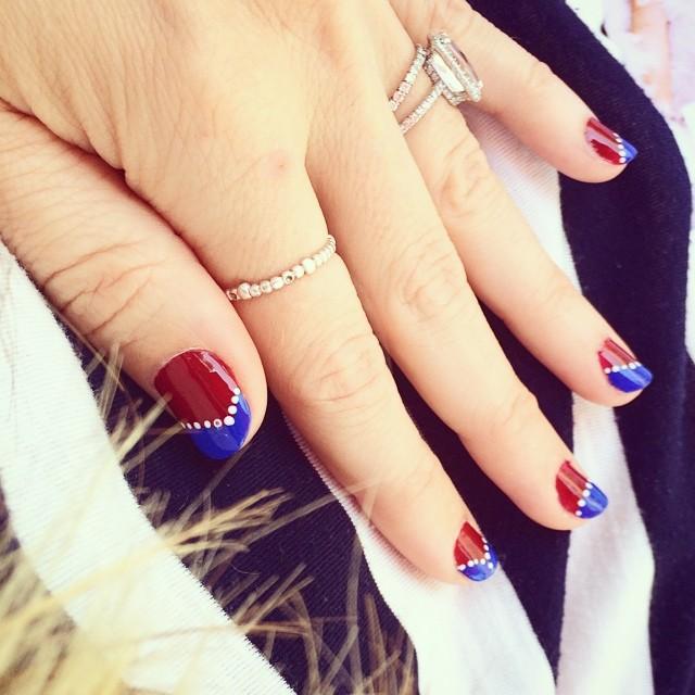 team usa nails