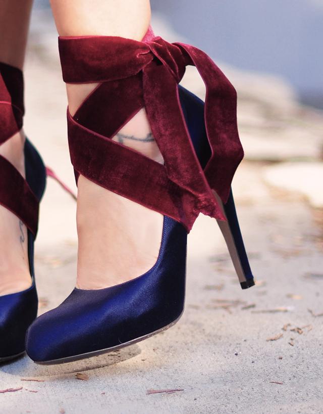 velvet-satin-ankle-wrap-heels