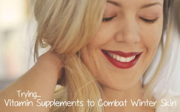 vitamin supplements for winter skin