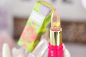 Winky Lux Flower Lip Balm Stain Instagram Giveaway